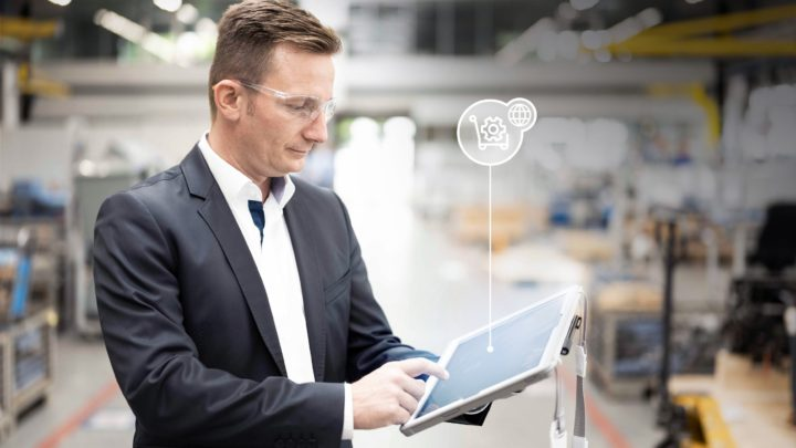 Mondi Group benefits from efficient ordering processes via the integrated Voith Paper Webshop