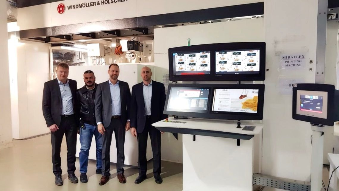 Propack Lebanon Goes With W&H Technology For A Successful Relaunch