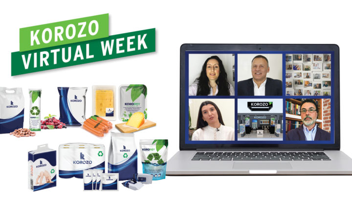 "Korozo met with shareholders through ""Korozo Virtual Week"""