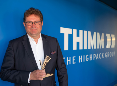 Thimm wins the Axia Best Managed Companies Award 2020
