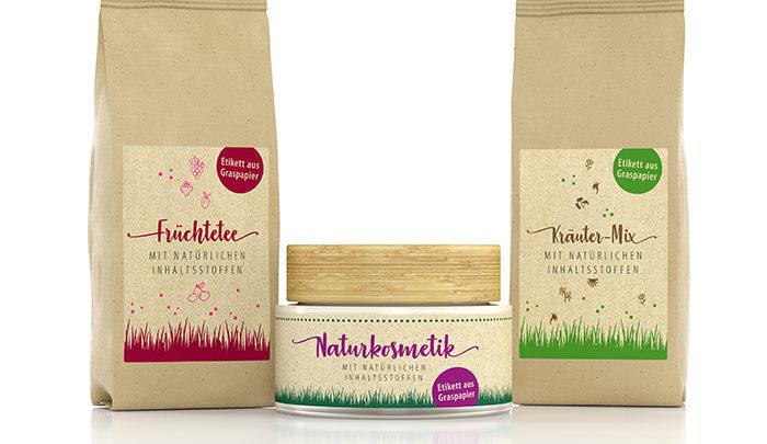 Etikett Schiller launches Grass Paper Labels