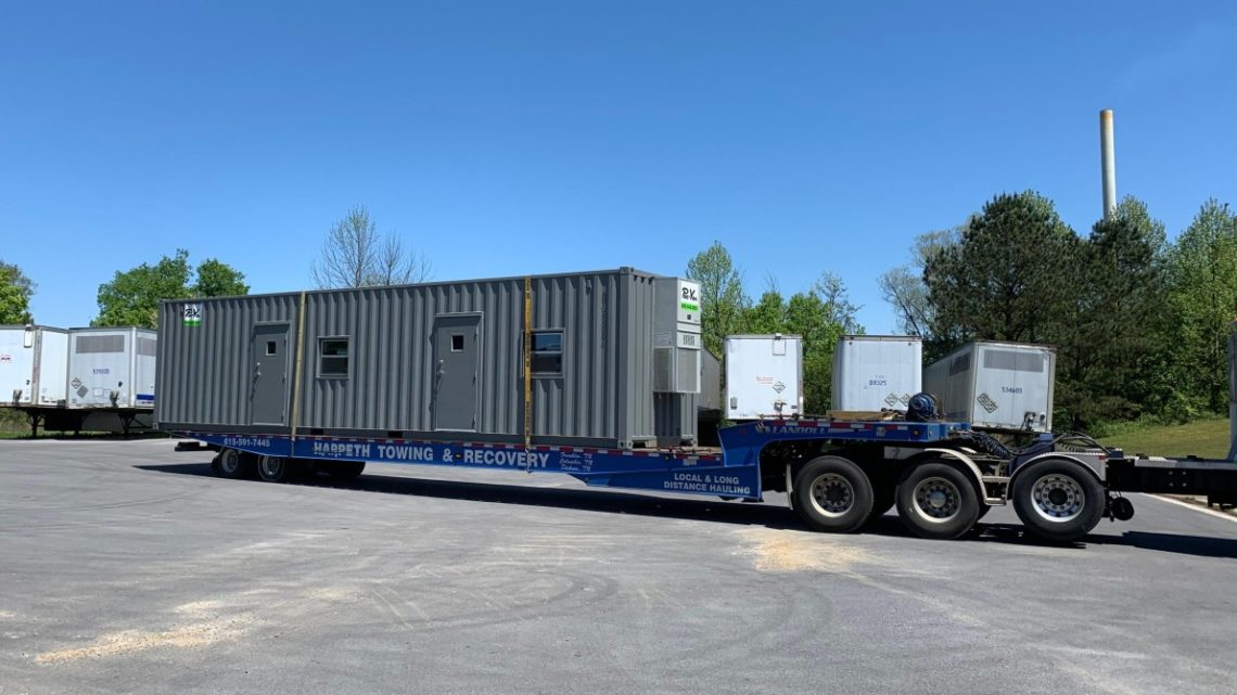 W&H North American Mobile Offices Installations On Schedule