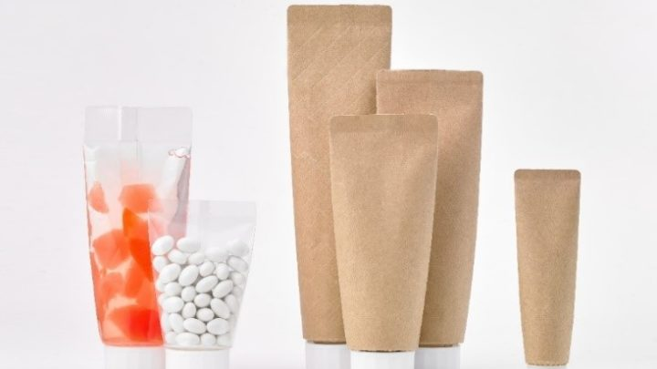 Toppan Develops Paper-Based Tube-Pouch to Reduce Plastic Use