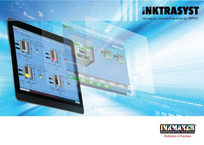 Inkmaker Launches Inktrasyst With Imprimo Inside