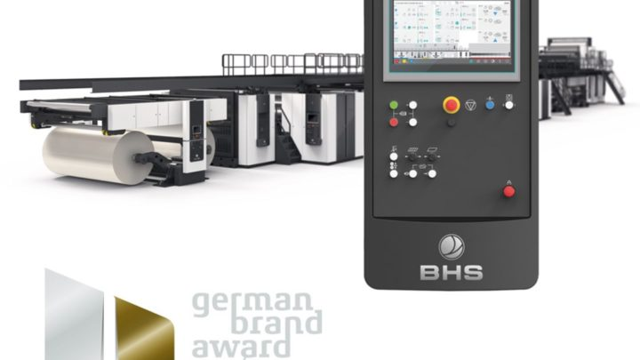 BHS Corrugated wins the German Brand Award 2020!