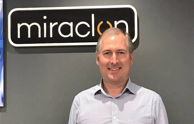Miraclon appoints Stephen McCartney as Commercial Director for the European, African, and Middle Eastern Region (EAMER)