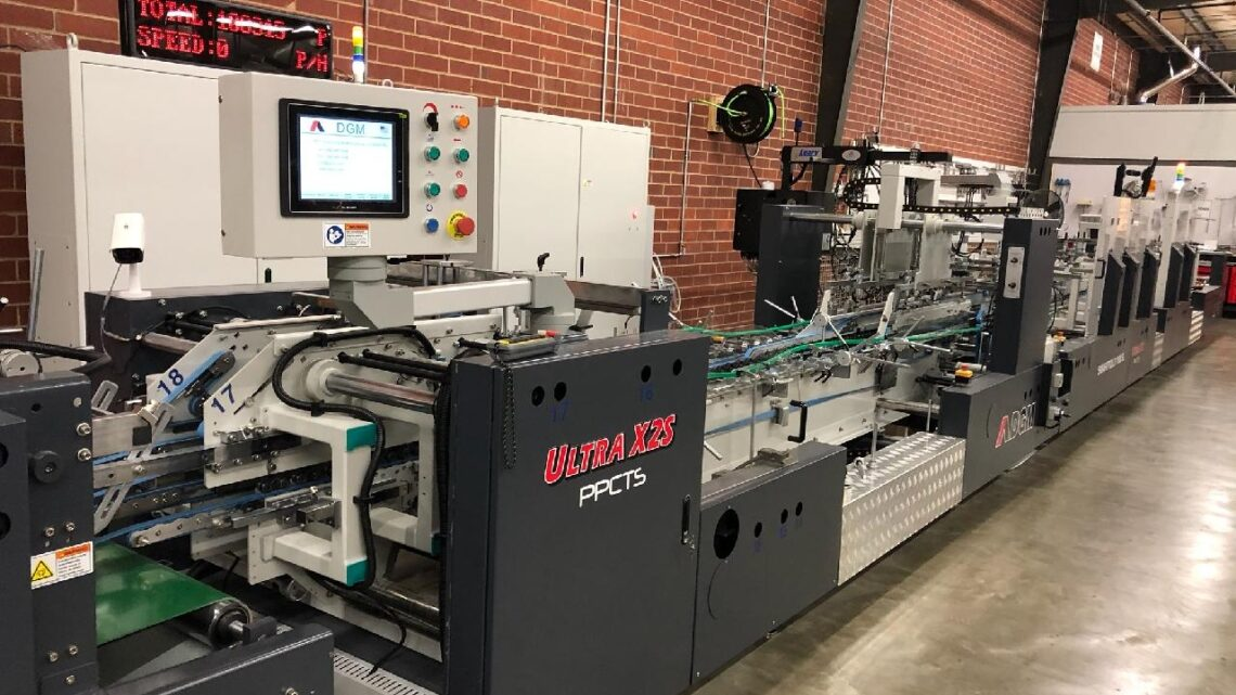 EPF selects PPCTS DGM Smartfold 1100SL