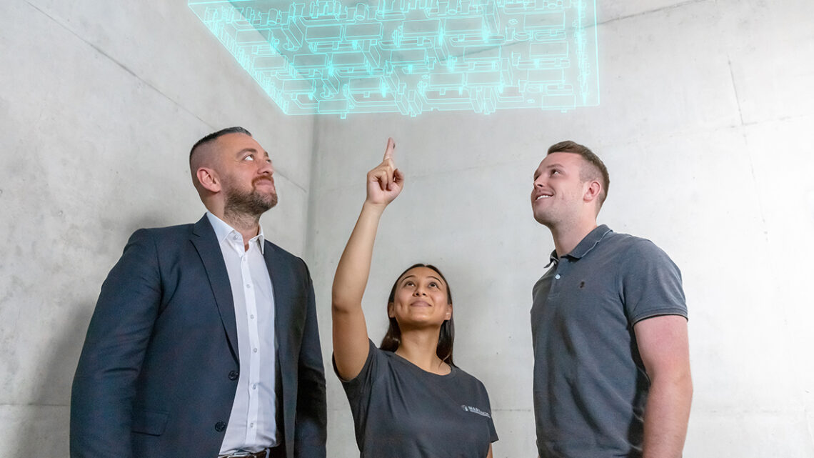 Focus on digitalization, Marbach uses more and more visual media for customer service