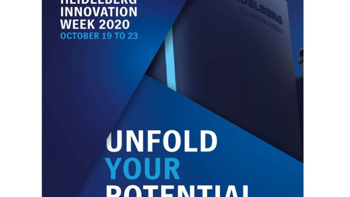 """Heidelberg to host first large-scale, virtual """"Innovation Week"""" between 19 and 23 October 2020"""