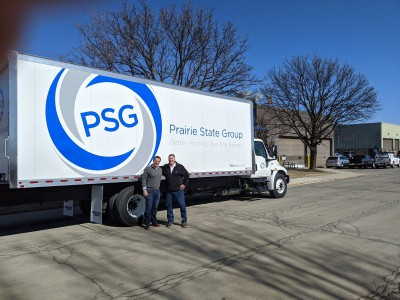 Prairie State Group Becomes the First Flexible Packaging Printer in North America to Implement CERM