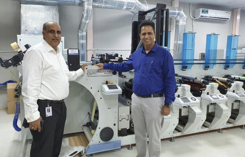 Vinsak has completed installation of another Lombardi Synchroline 430 press at Al Hadiqa in Sharjah, UAE