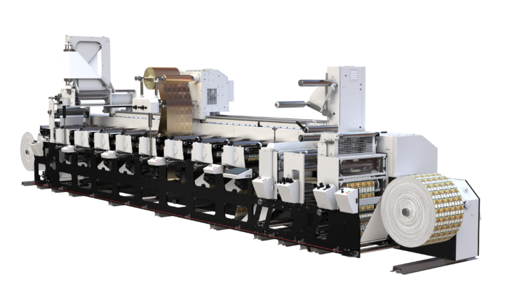 Mark Andy Evolution Series Platform to Launch Second Press