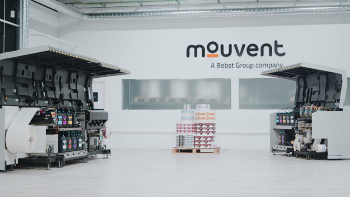 BOBST opens a Digital Inkjet Demonstration Center in Barcelona