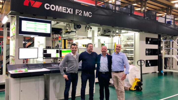 Morancé Soudure France and Comexi Strengthen Their Relationship with a New Acquisition