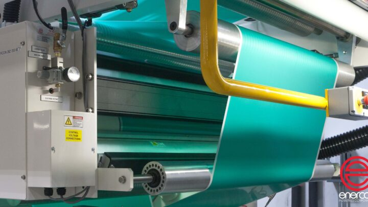 New Technical Paper on Solventless Laminating Best Practices From Industry Experts Nordmeccanica, Dow and Enercon