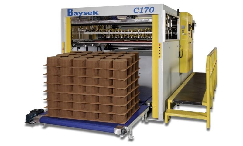 Corrugated Case Company choose Baysek C-170 Die Cutter