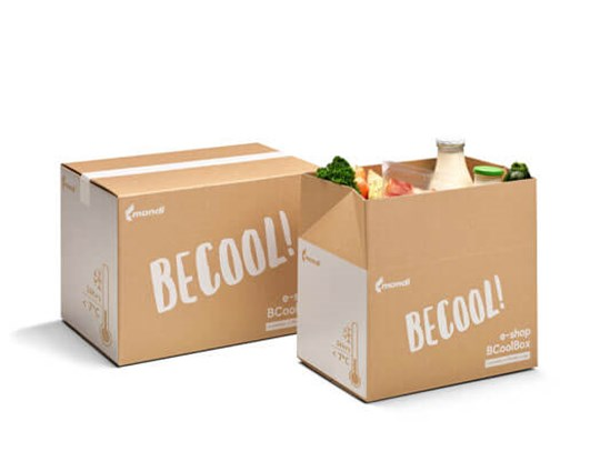 Mondi expands its sustainable e-commerce portfolio with BCoolBox to transport fresh food