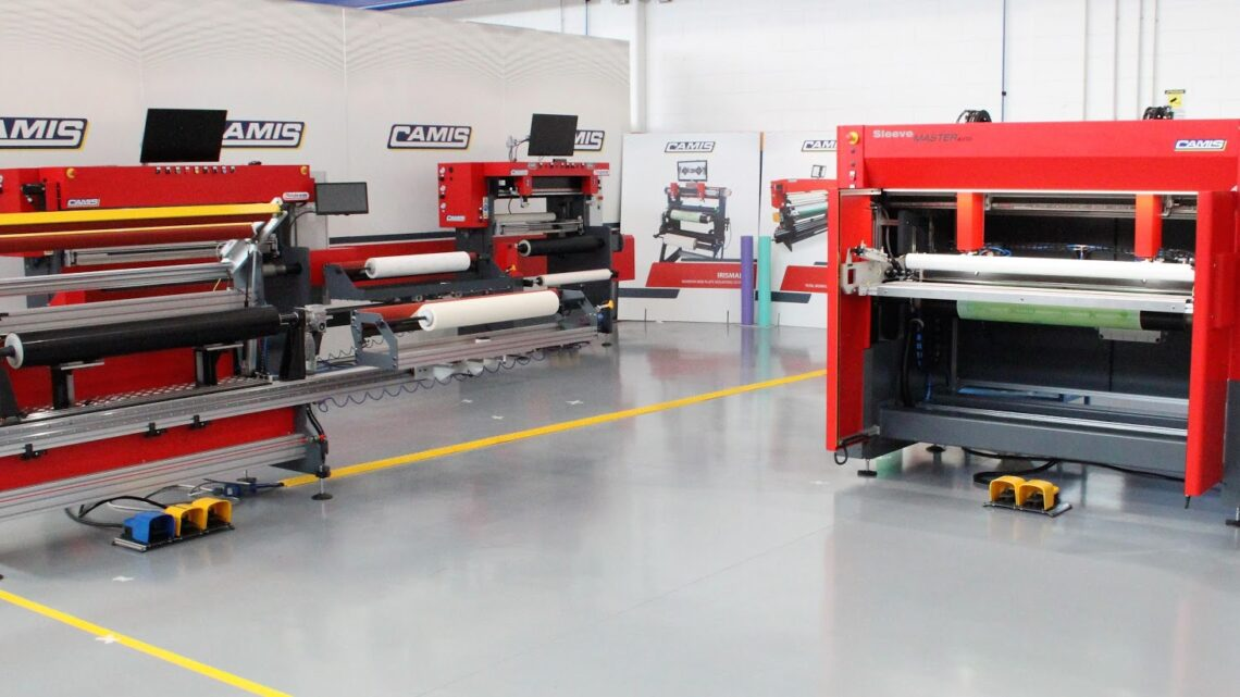 APR Appointed USA Distributor for Camis Plate Mounting Equipment