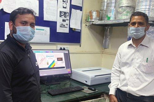 """India's Shriram Veritech Solutions improves print quality, reduces waste with """"fantastic system"""" Guardian OLP"""