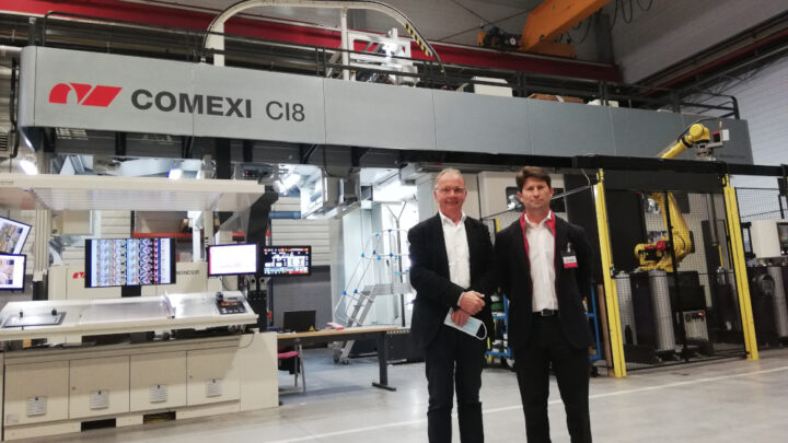Jiménez Godoy Acquires a Second Comexi Offset CI8 Press for Its Facility in Murcia (Spain)