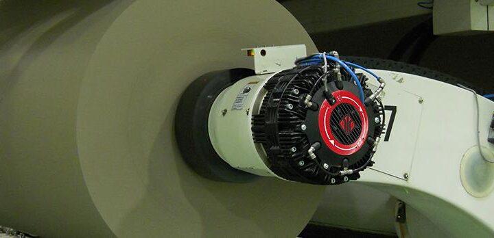 The Intelligent Cover EDM For Combiflex Pneumatic Brake